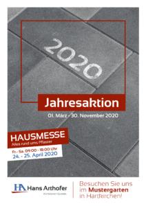 Jahresaktion Oberösterreich 2020